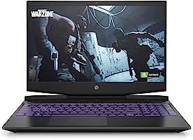 HP Pavilion Gaming 10th Gen Intel Core i5 15.6-inch (39.6 cms) FHD Gaming Laptop (8GB/256GB SSD + 1TB HDD/144Hz/GTX...