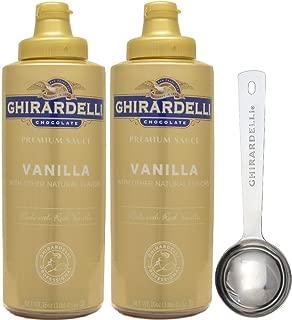 Best ghirardelli vanilla sauce Reviews