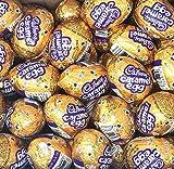 CrazyOutlet Cadbury Easter Milk Chocolate Caramel Filled Egg, 1.2-Ounce Egg (Pack of 42)