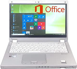 Webカメラ内蔵【Microsoft Office2016搭載】【Win10搭載】2in1ウルトラブックPanasonic Let`s note CF-MX5■第6世代 Core i5-6300U@2.4GHz/メモリ8GB/新品SSD 256...