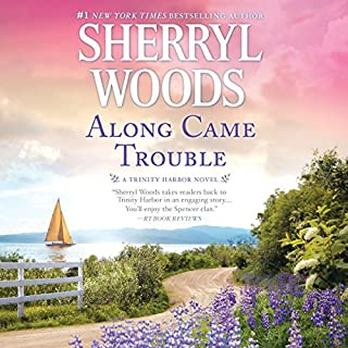 Along Came Trouble audiobook cover art