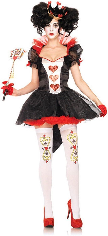 Leg Avenue Royal Queen Costume  83924 (Women  14)