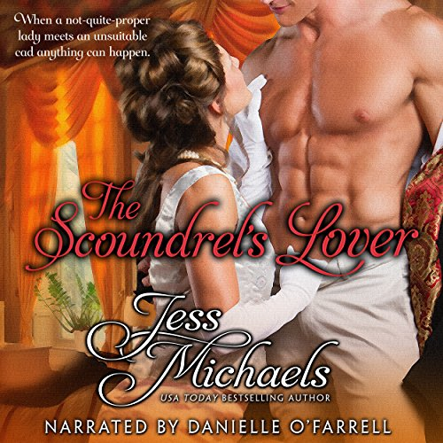 The Scoundrel's Lover audiobook cover art