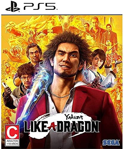 Yakuza: Like a Dragon - Standard Edition - PlayStation 5