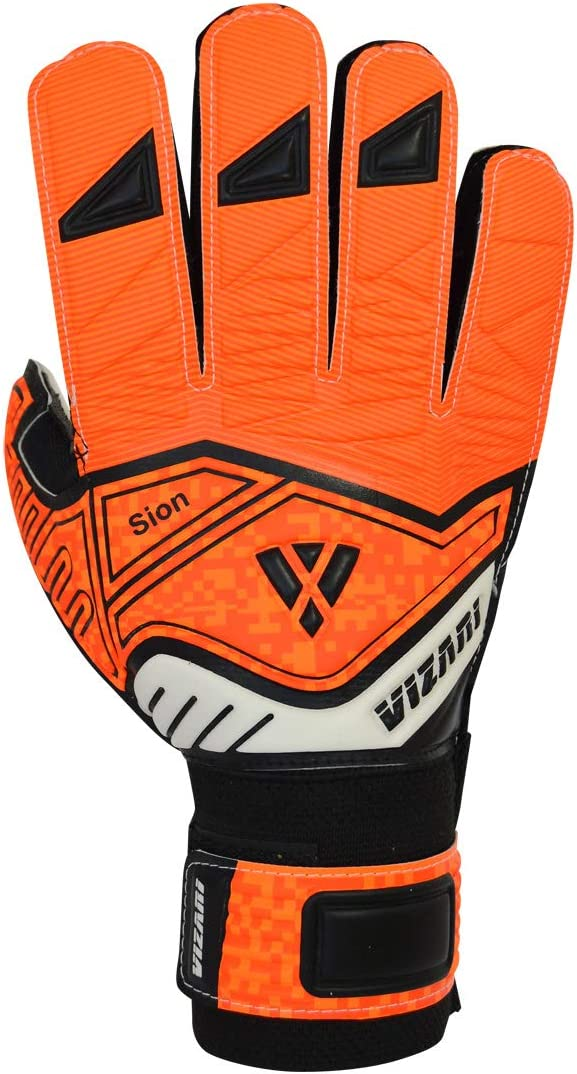 Vizari Sion Soccer Goalkeeper Gloves for 67% OFF of Limited price sale fixed price and Adults Kids