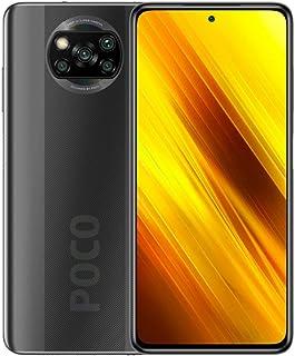 Xiaomi Poco X3 Smartphone, NFC, Dual SIM, 6GB RAM, 128GB, Global Version - Shadow Gray