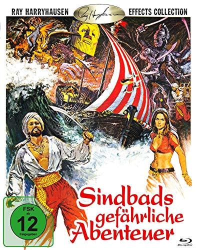 Sindbads gefährliche Abenteuer (The Golden Voyage of Sinbad) (Blu-ray)