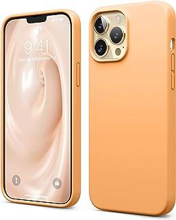"""elago Liquid Silicone Case Compatibel met iPhone 13 Pro Max Hoesje (6.7""""), Complete Full Body Beschermhoes - Schokbestendi..."""