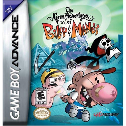 Grim Adventures of Billy & Mandy / Game [Importación Inglesa]