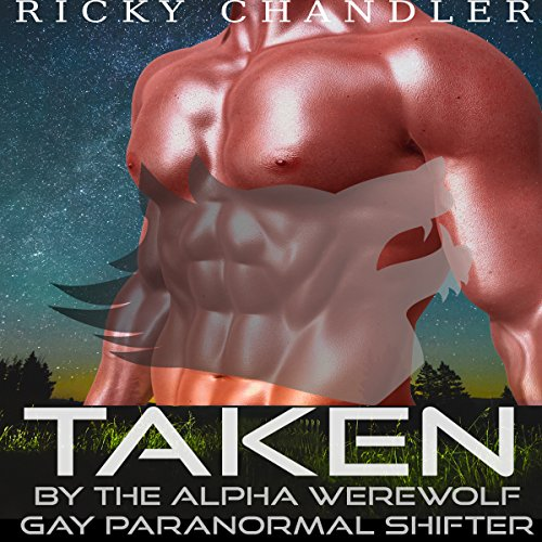 Taken by the Alpha Werewolf audiobook cover art