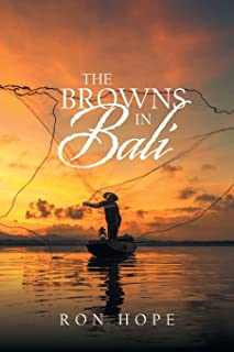 The Browns in Bali