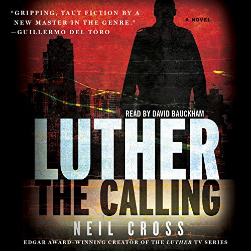 Luther  By  cover art