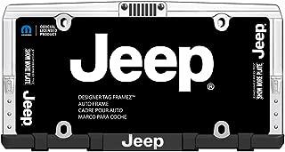 Jeep License Plate Frame