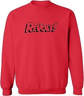 ZeroGravitee Revolt! Crewneck Sweatshirt