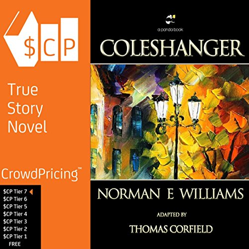 Coleshanger audiobook cover art