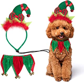 Best dog christmas costume large Reviews
