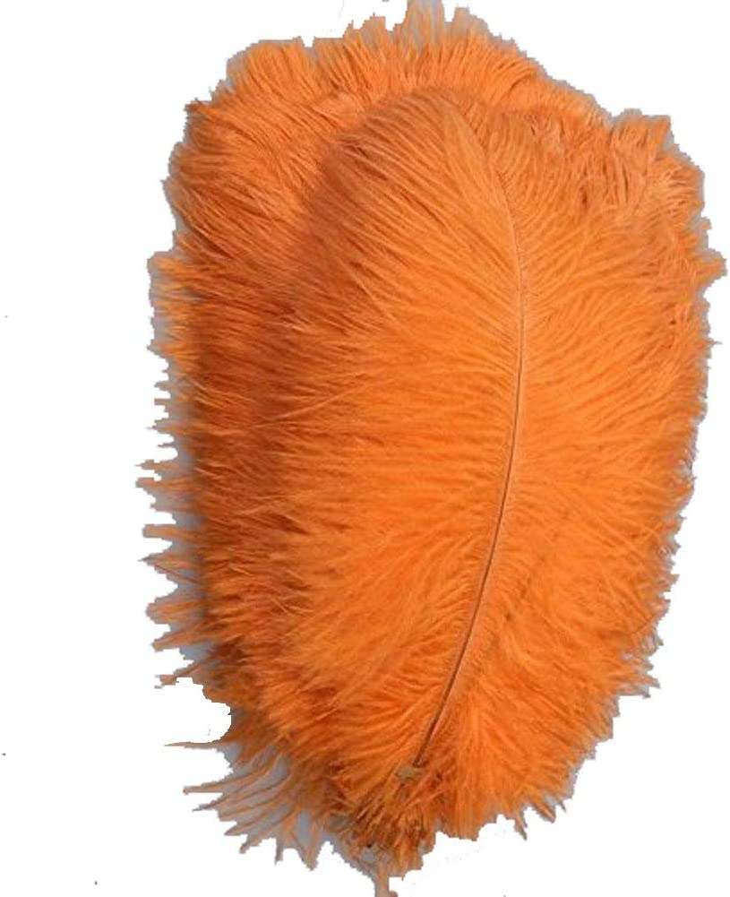 CENFRY 100pcs Ostrich Feathers 18-20inch Cent Plumes for Wedding Long-awaited Limited price sale