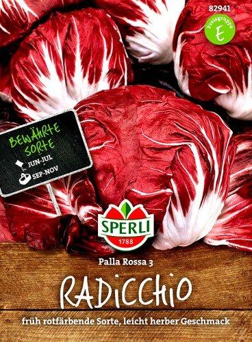 Radicchio Palla Rossa 3