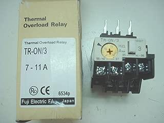 fuji thermal overload relay