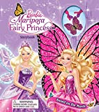 Barbie Mariposa & the Fairy Princess [With Bytterfly Necklace] by Ulkutay Design Group (Illustrator) (6-Aug-2013) Hardcover