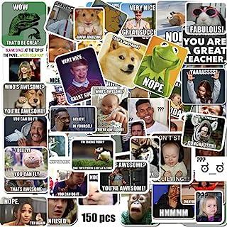 Meme Stickers 150pcs Expansion Pack