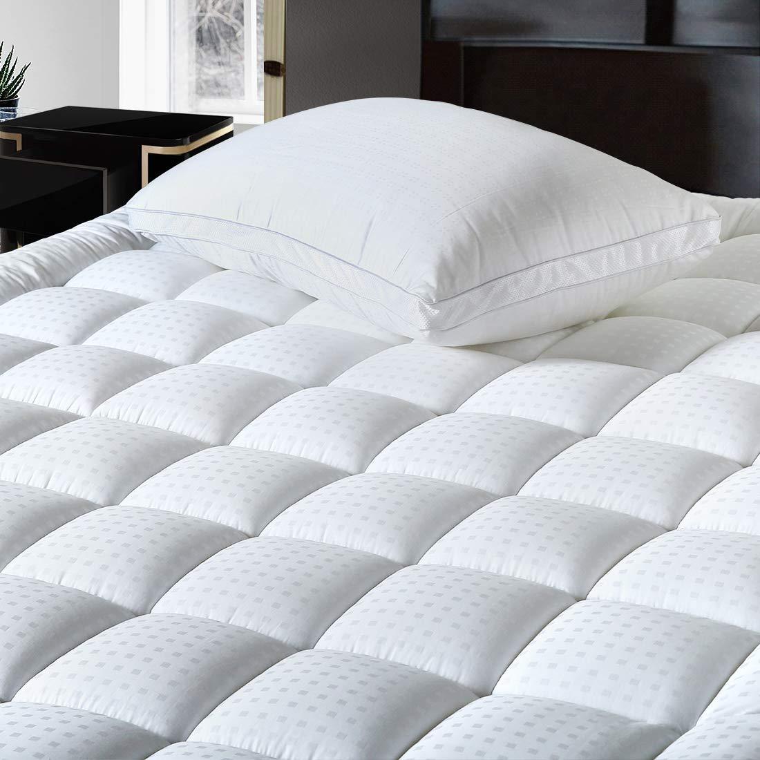 Balichun Pillowtop Mattress Cotton Alternative
