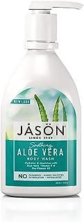 Jason Natural Body Wash & Shower Gel, Soothing Aloe Vera, 30 Oz