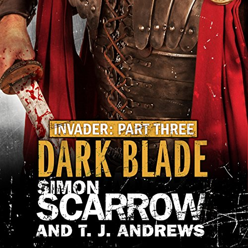 Couverture de Invader: Dark Blade
