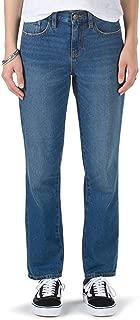 Vans Women's Straight Leg Vintage Indigo Jeans Size 9 x 26 Inseam VN0A3AM8AHU
