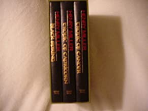 TROPIC OF CANCER; TROPIC OF CAPRICORN; BLACK SPRING (Three Hardcover Books in a slipcase)