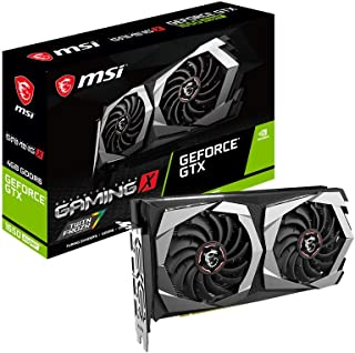 msi 134036 nVidia Geforce GTX 1650 Super Gaming X 4GB GDDR6 7680 x4320 3xDP1.4 1xHDMI2.0b 1755 MHz TORX Fan 3.0 G-SYNC VR