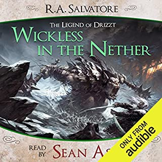 Wickless in the Nether cover art