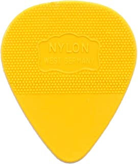 Herdim Guitar Pick Yellow - Light - W. Germany
