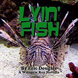 Lyin' Fish audiobook cover art