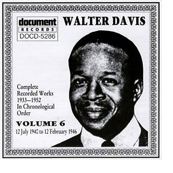 Walter Davis Vol. 6  1940-1946