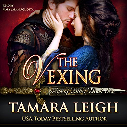 The Vexing audiobook cover art