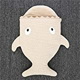 ZHSGV 90cm de algodón del bebé Sacos de Dormir Infantil Anti-Kick Mantas for...