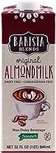 Sunrich Barista Blends Original Almond Milk, 32 oz., (12 count)