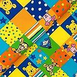 Swafing GmbH Lizenz Jersey Winnie Pooh bunt - Stoff -