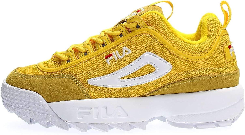Fila 1010606 Yellow Yellow Yellow Size:7 B07PBHZN4H  ce0775