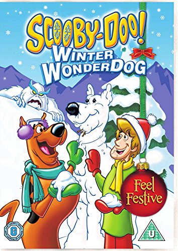 Scooby Doo And The Winter Wonderdog [DVD] [2008]