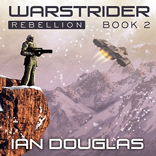 Warstrider: Rebellion audiobook cover art
