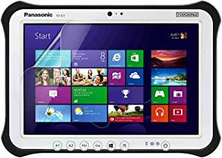 Celicious Matte Anti-Glare Screen Protector Film Compatible with Panasonic Toughpad FZ-G1 [Pack of 2]