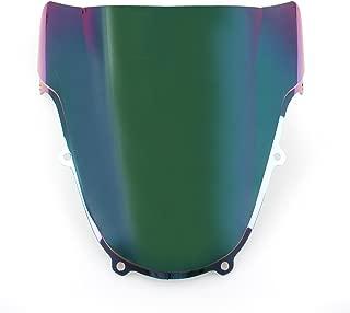 Areyourshop Windshield WindScreen Double Bubble For Suzuki GSXR 600 GSX-R 750 2001-2003 GSXR1000 2001-2002