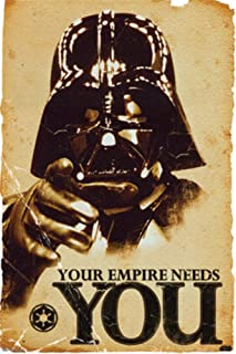 Star Wars Darth Vader (Empire -Your Empire Needs You) 24