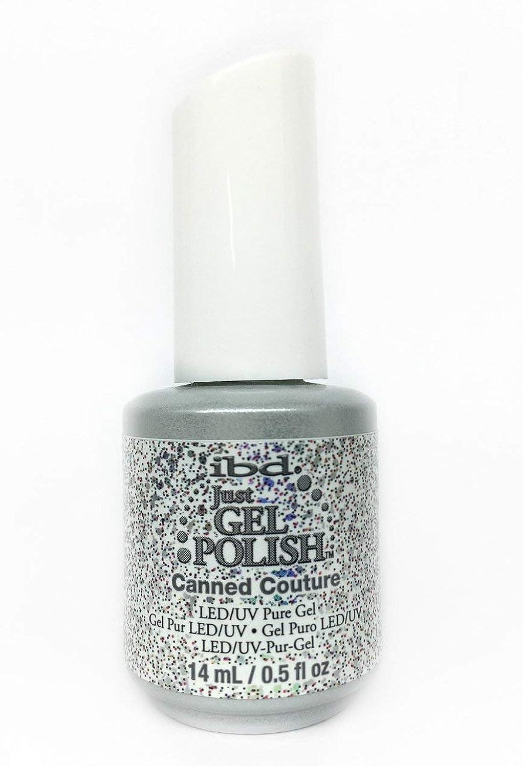 過去商標無傷ibd Just Gel Nail Polish - Canned Couture - 14ml / 0.5oz