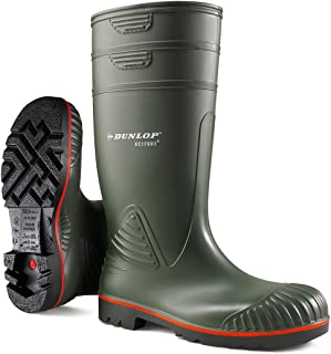 Dunlop A442631 Actifort Heavy Duty Safety Wellington/Mens Boots/Safety Wellingtons