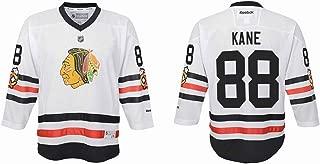 Patrick Kane #88 Chicago Blackhawks Reebok Youth Winter Classic Premier Jersey (Small/Medium)