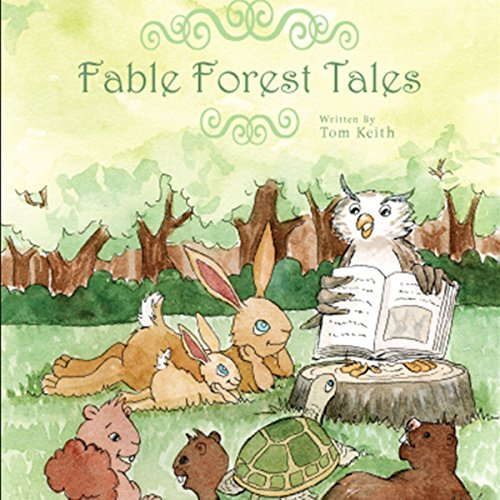 Fable Forest Tales audiobook cover art