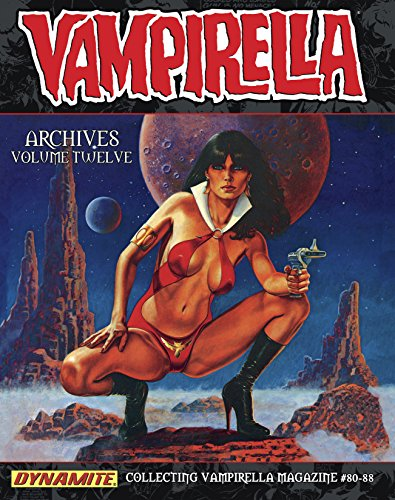 Vampirella Archives Vol. 12 (English Edition)